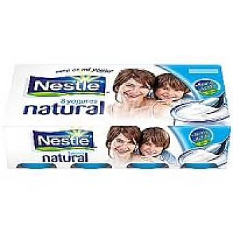 Nestlé Yogur natural Pack 8 x 125 g