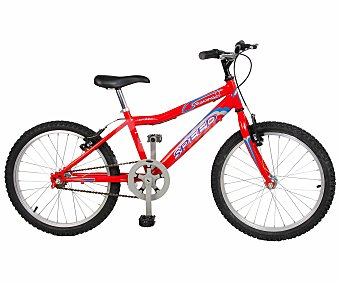 TOIMSA Bicicleta de Montaña 1 Velocidad, Modelo Speed NIño 20 Pulgadas 1 Unidad