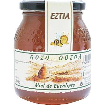 Gozo-gozoa Miel de eucalipto Frasco 500 g