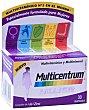 Complemento alimenticio multivitamínico y multimineral, 30 Comprimidos MULTICENTRUM Mujer