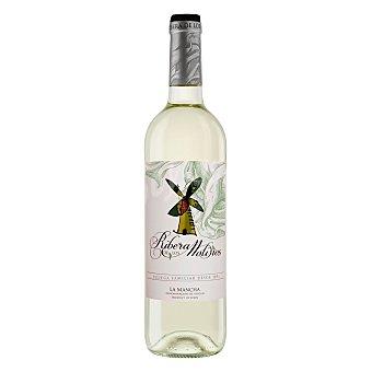 Los Molinos Vino blanco D.O. Mancha Botella 75 cl