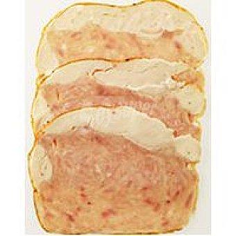 La Carloteña Lonchas de pollo asado al horno Sobre 125 g