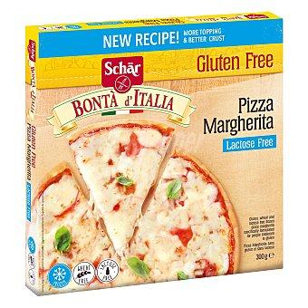 Schär Pizza margarita sin gluten ni lactosa Estuche 300 g