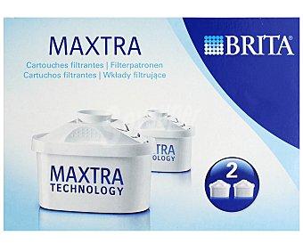 BRITA Filtros para jarras filtrantes/purificantes, durabilidad de 150 Litros/filtro 2 Unidades