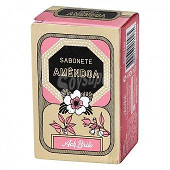 Ach. Brito Jabón de manos en pastilla de almendra 90 G 90 g