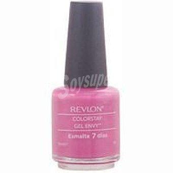C. Gel Envy 111 Rosa Noche REVLON Esmalte de uñas pack 15
