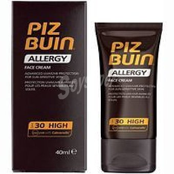 FP30 PIZ BUIN Allergy Face Cream Tubo 40 ml