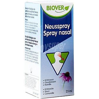 BIOVER Espray nasal Envase 23 ml
