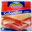 Queso fundido en lonchas Bolsa 150 g Hochland Sabanitas