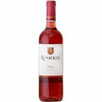 Romeral Vino Rosado Rioja Botella 75 cl