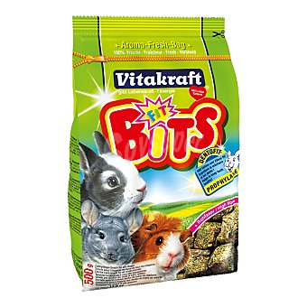 Vitakraft Bloque de alfalfa para roedores Paquete 500 g