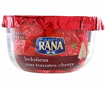 Rana Salsa a la boloñesa con tomates cherry 200g