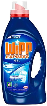 Wipp Express Detergente gel azul 22 lavados