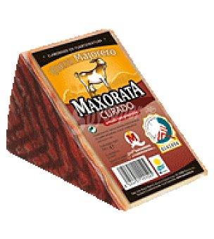 Maxorata Queso curado pimentón cuña 350 g