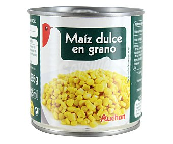 Auchan Maíz dulce 285 gramos