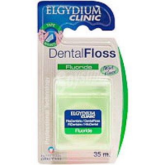 Klorane Elgydium hilo dental con fluor Caja 35 m