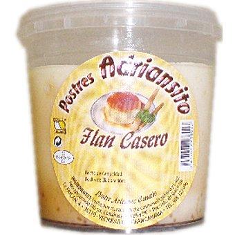 POSTRES ADRIANSITO Flan casero Envase 130 g