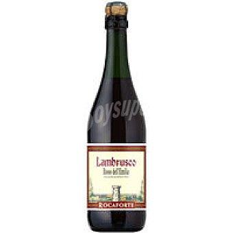 Roccaforte Lambrusco Rosso Botella 75 cl