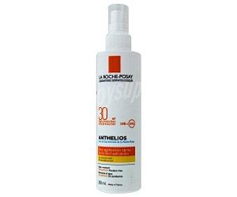 La Roche-Posay Protector solar Spray FP30 Resistente al agua, con perfume, sin parabenes 200 Mililitros