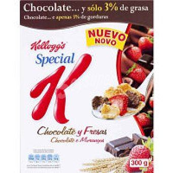 Kellogg's Special K Chocolate y Fresas 300 g