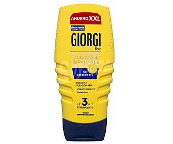 Giorgi Line Gel fijación máxima extra fuerte Bote 250 ml