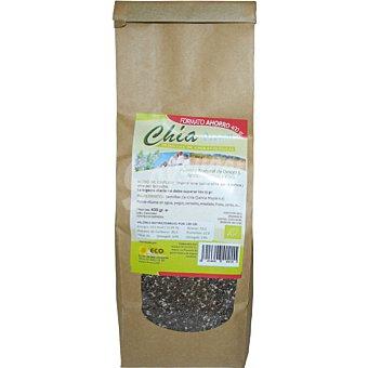 Dream foods Semillas de chía ecológicas fuente de Omega 3 antioxidantes y fibra Envase 400 g