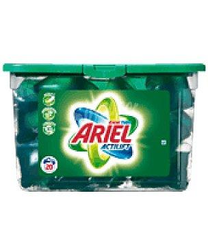 Ariel Detergente lavadora Excel Tabs capsulas 20 ud