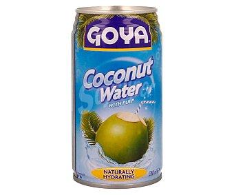 Goya Refresco de agua de coco 35 centilitros