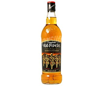 Seagram's Blended Whisky Escocés 100 pipers 70cl