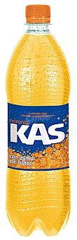 Kas Refresco de naranja con gas Botella 1 litro