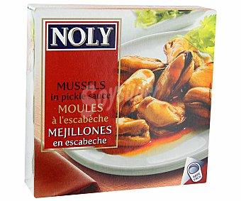 Noly Mejillones en escabeche Lata 69 grs
