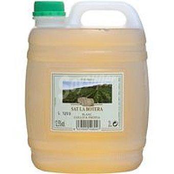 La Botera Vino Blanco Tierra Alta Garrafa 2 litros