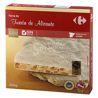 Carrefour Torta Imperial 200 g