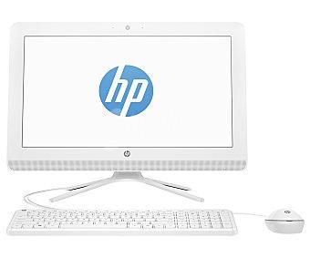"HP Ordenador todo en uno con 19,5'' de pantalla,, procesador: AMD E2-7110, Ram: 4GB, disco duro: 1TB, gráfica: Radeon R2, wifi, Windows 10 19,5"" 20-C000NS"