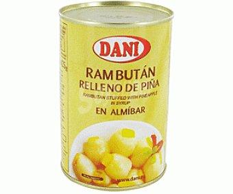 Dani Rambután Relleno Piña 212g