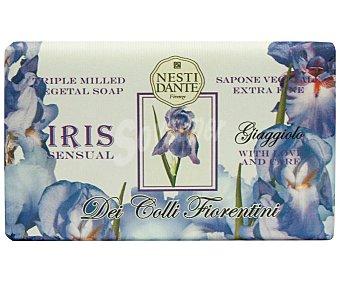 Nesti dante Pastilla de jabón sensual con ingredientes activos y extracto de Iris 250 g