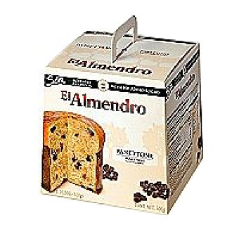 El Almendro Panettone sin azúcar Caja 300 g