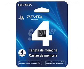 Sony Memory Card 4Gb Vita 1u