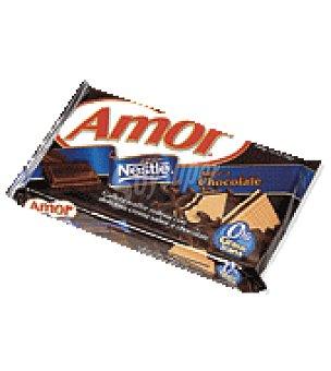 Nestlé Amor Galletas chocolate 100 g
