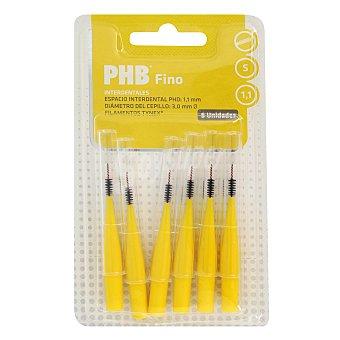 Phb Cepillo dental interdental fino 6 ud