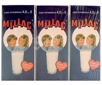 Millac Preparado Lácteo 3 Unidades de 200 Mililitros