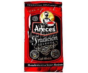 Areces Café molido mezcla 250 Gramos
