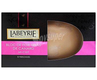 Labeyrie Bloc de foie grass de pato 225 gramos