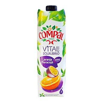 Compal Néctar de naranja y maracuyá 1 L