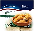 Croquetas de setas Paquete de 350 g Maheso