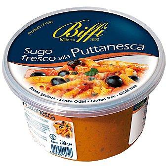 Biffi Salsa fresca puttanesca envase 200 g envase 200 g