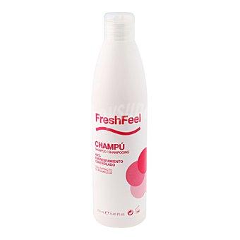 FreshFeel Champú anti-encrespamiento con extracto de frambuesa 250 ml