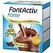 Complemento nutricional forte de chocolate Caja 420 g Font activ