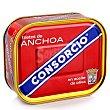 Anchoa aceite oliva 252 g Consorcio