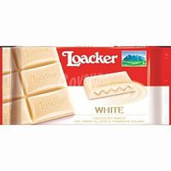 Loacker Chocolate White Tableta 87 g